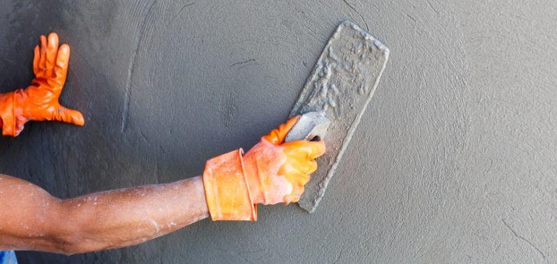 Spachtel- und Putzarbeiten